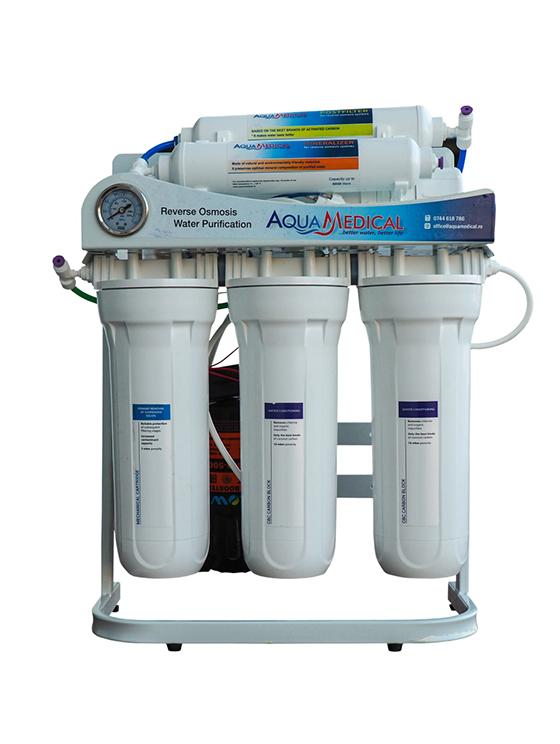Purificator AquaMedical 6 stadii de filtrare  AQ-Smart-6