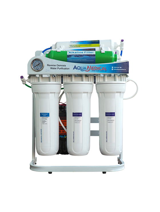 Purificator AquaMedical 7 stadii de filtrare  AQ-Smart-7