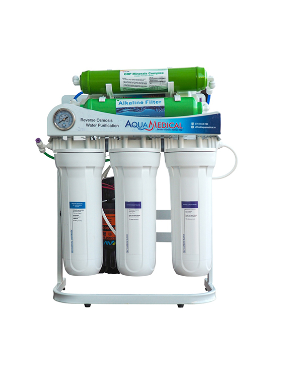 Purificator AquaMedical 8 stadii de filtrare  AQ-Smart-8