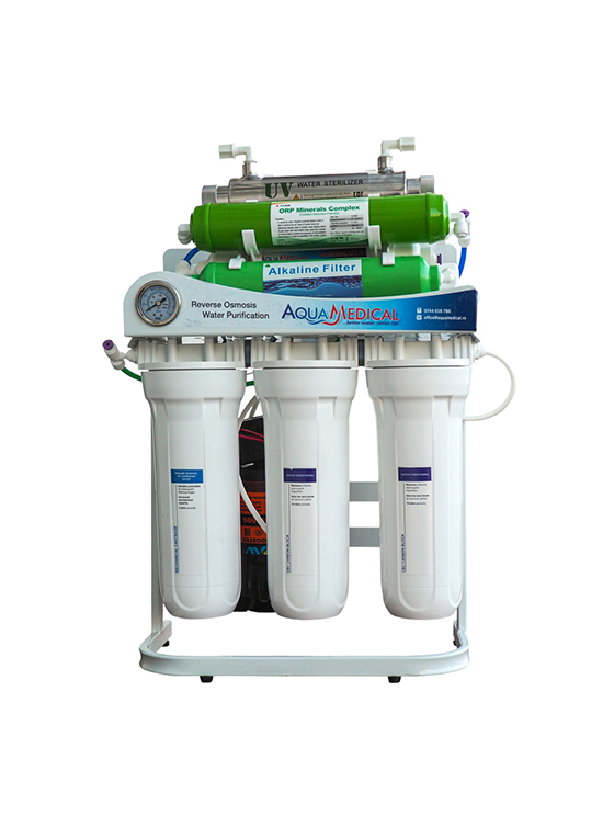 Purificator AquaMedical 9 stadii de filtrare  AQ-Smart-9
